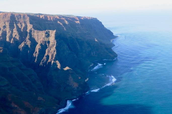 na-pali-coast-kauai-aerial-view