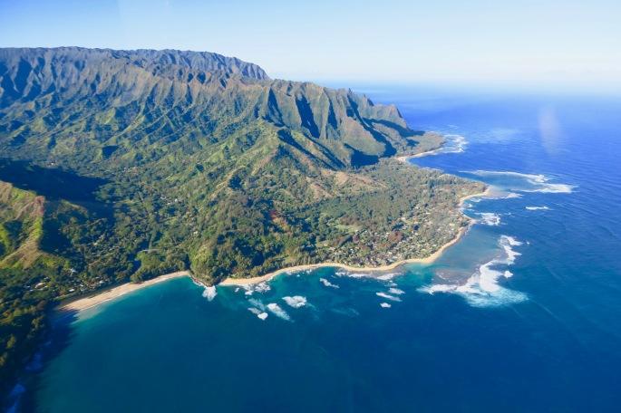 puff-the-magic-dragon-breathing-out-fire-kauai-hanalie-bay