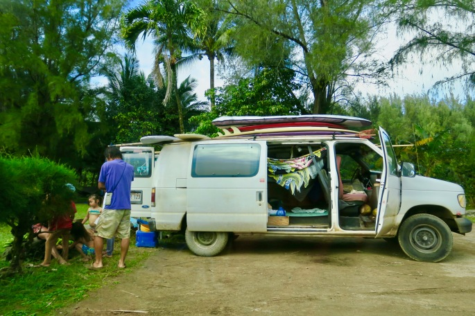 surfer-family-living-out-of-van-in-kauai