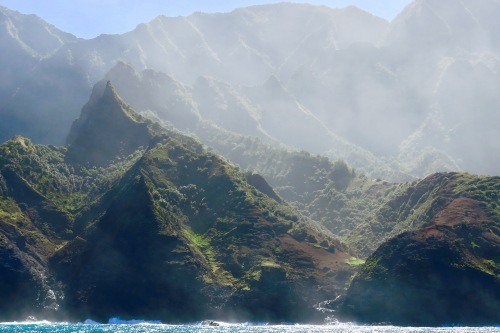 two-waterfalls-napali-coast-kauai