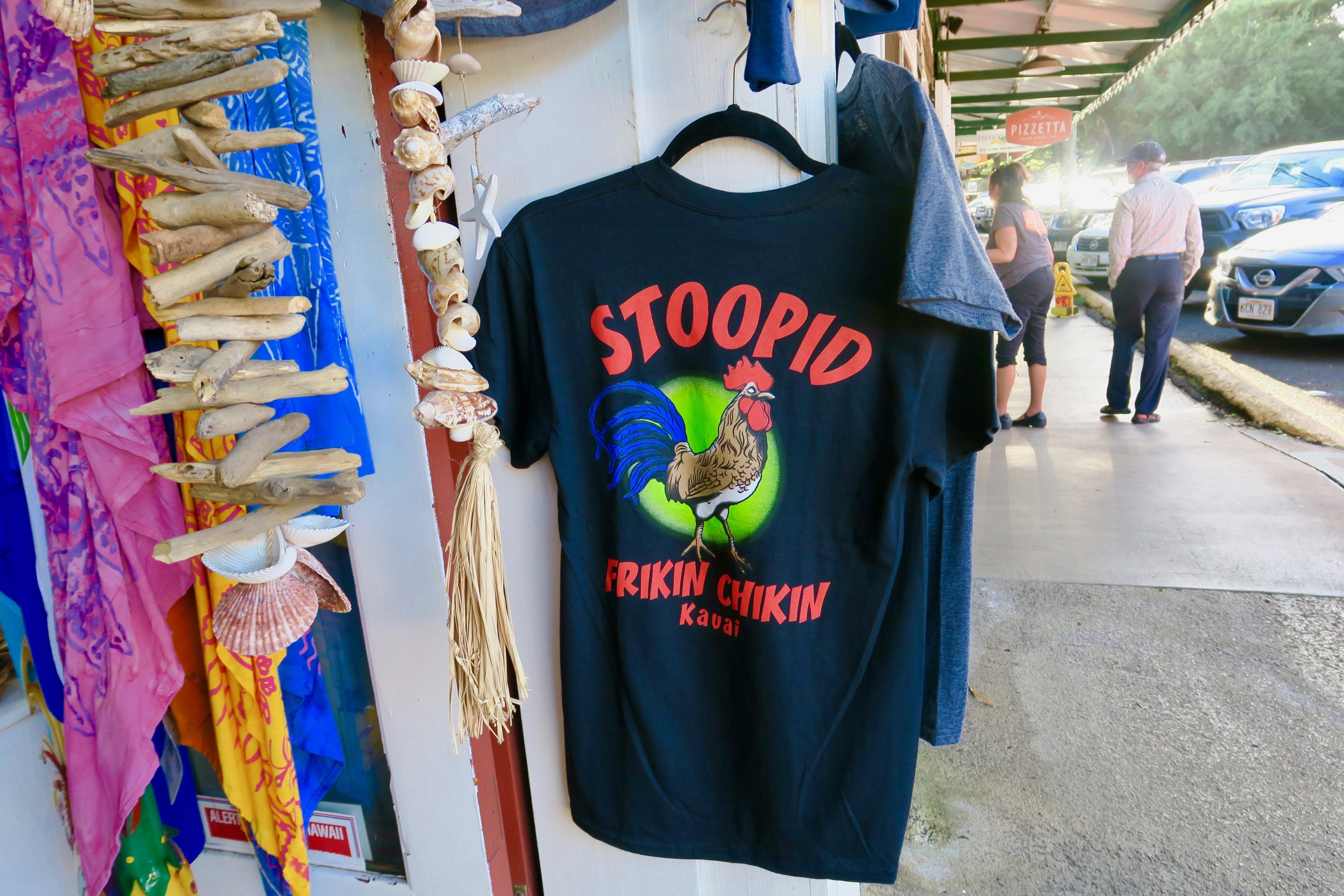 rooster-tee-shirt-kaloa-kauai
