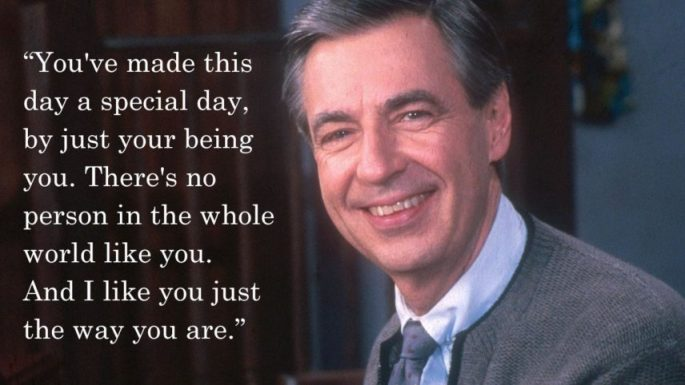 Quotable Quotes By Fred Rogers Summer Setting